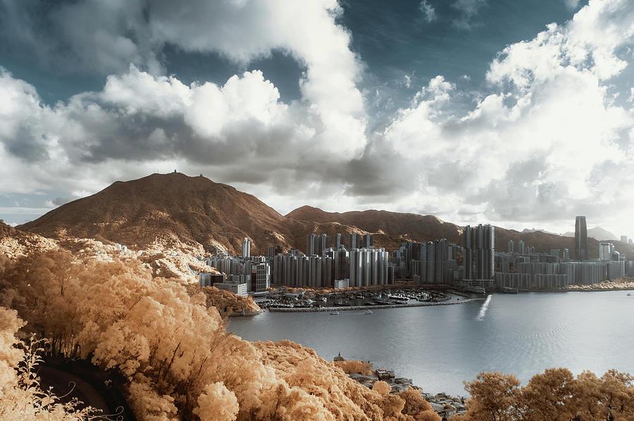 Hong Kong Photograph by D3sign