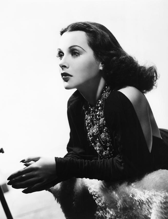 I Take This Woman, Hedy Lamarr, 1940 Photograph By Everett