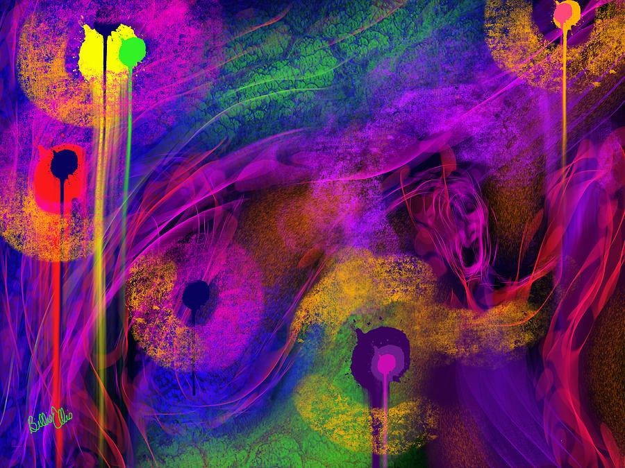 Breasts Digital Art - 1 In 7 by Billie Jo Ellis