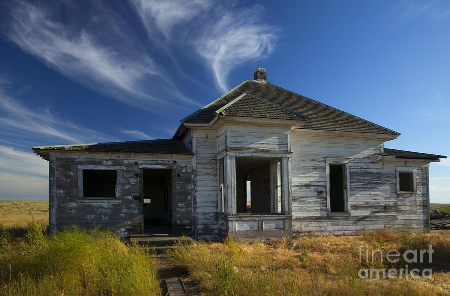 Ruin Photograph - In Ruin by Mike  Dawson