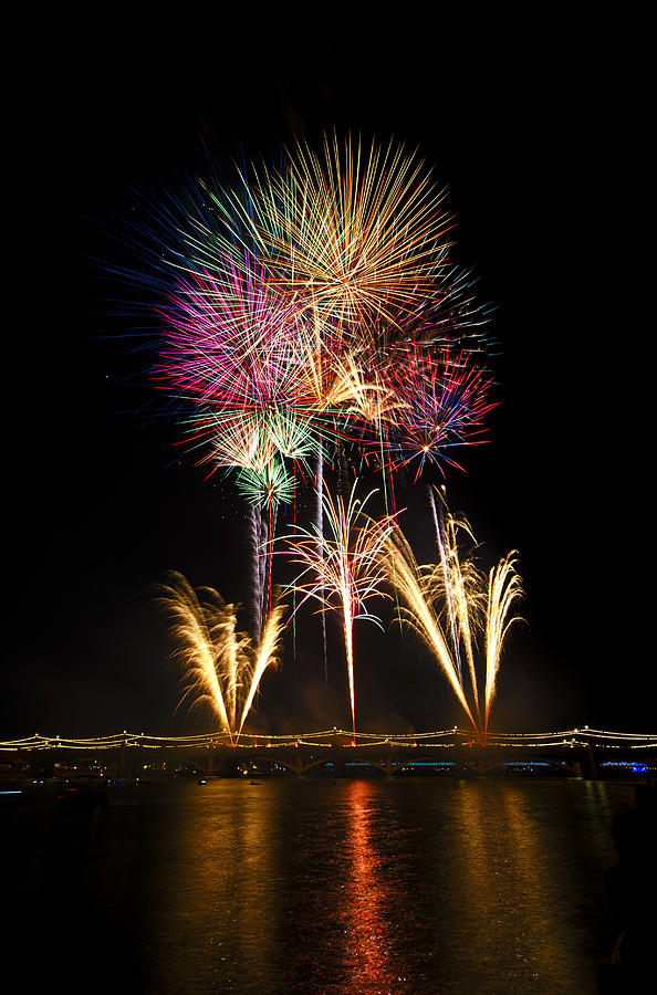 July 4th Photograph - Independence Day  by Saija  Lehtonen