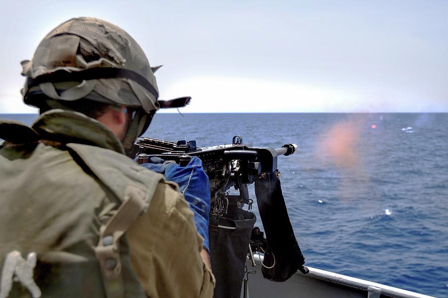 Israeli Navy Missile Boat