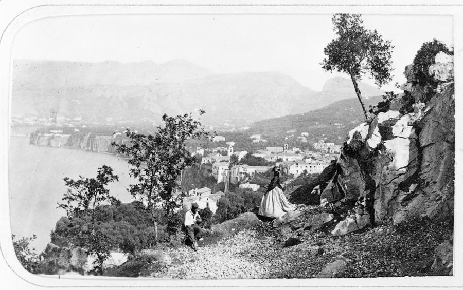 1860s Photograph - Italy Sorrento, C1869 by Granger
