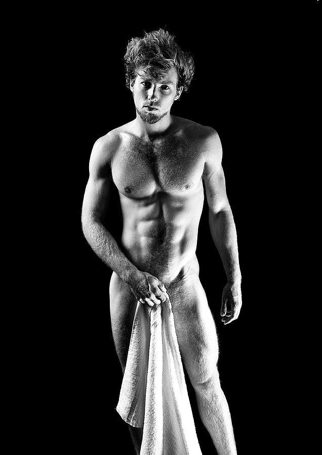 Male Photograph - Jacob by Dan Nelson