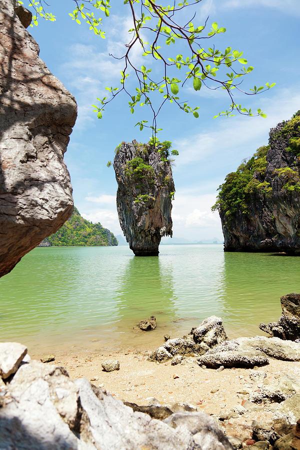 James Bond Island, Thailand Photograph by Ivanmateev