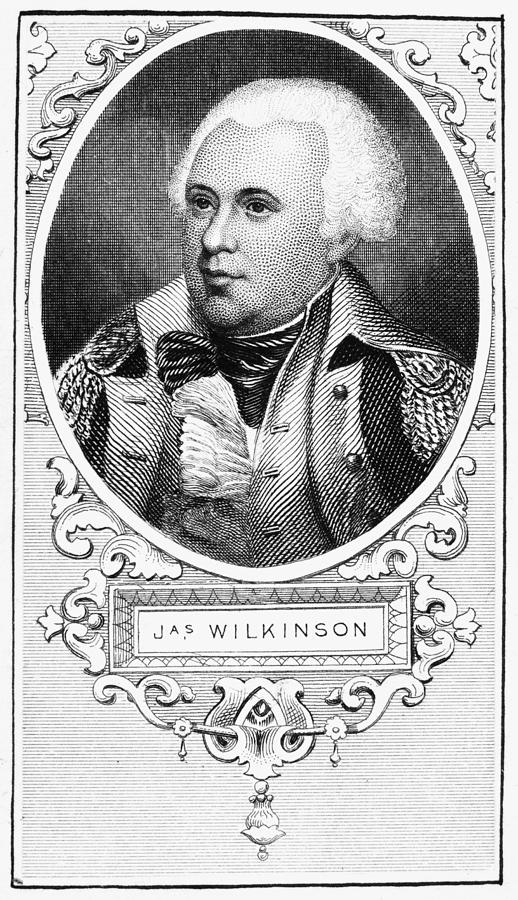 18th Century Painting - James Wilkinson (1757-1825) by Granger