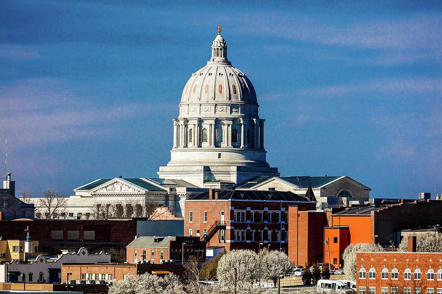 Horizontal Photograph - Jefferson City - Missouri - Missouri by Panoramic Images