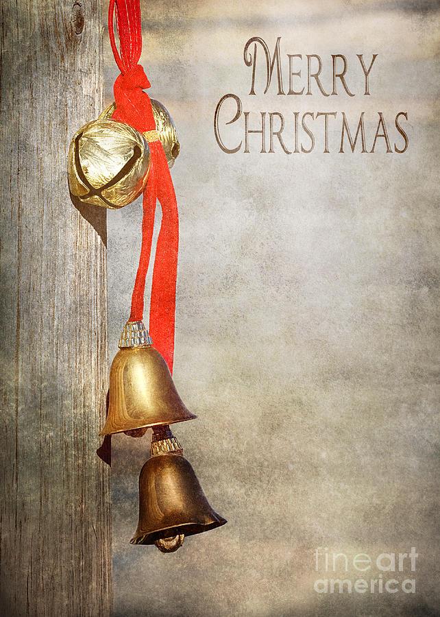 Bells Photograph - Jingle Bells by Cindy Singleton