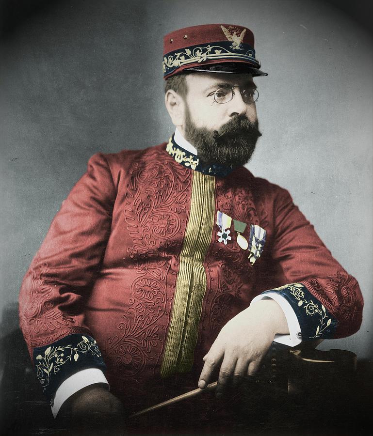 1900 Photograph - John Philip Sousa (1854-1932) by Granger