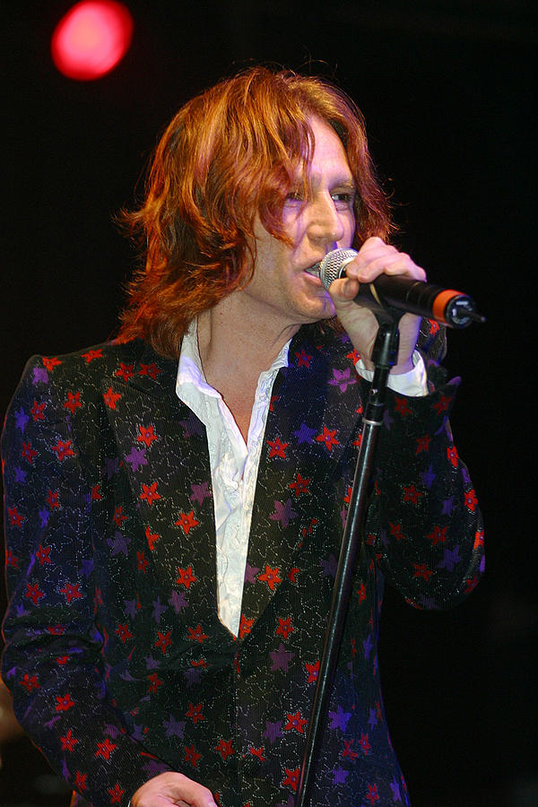 John Waite Photograph - John Waite by Don Olea