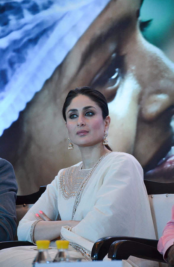 Kareena Kapoor Khan attends #EveryChildAlive Campaign Photograph by NurPhoto