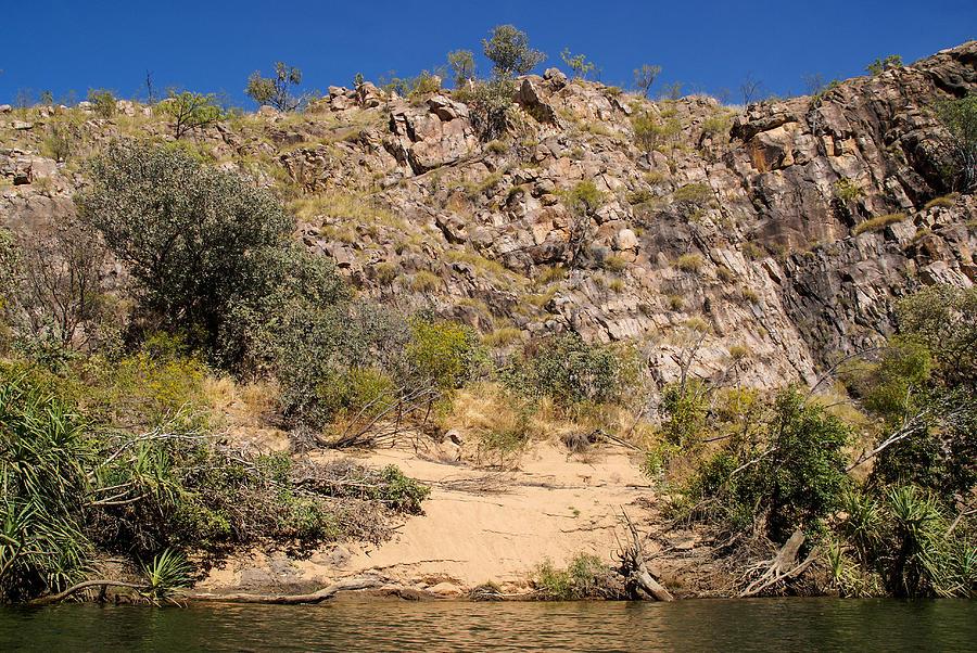 Australia Digital Art - Katherine Gorge Landscapes by Carol Ailles