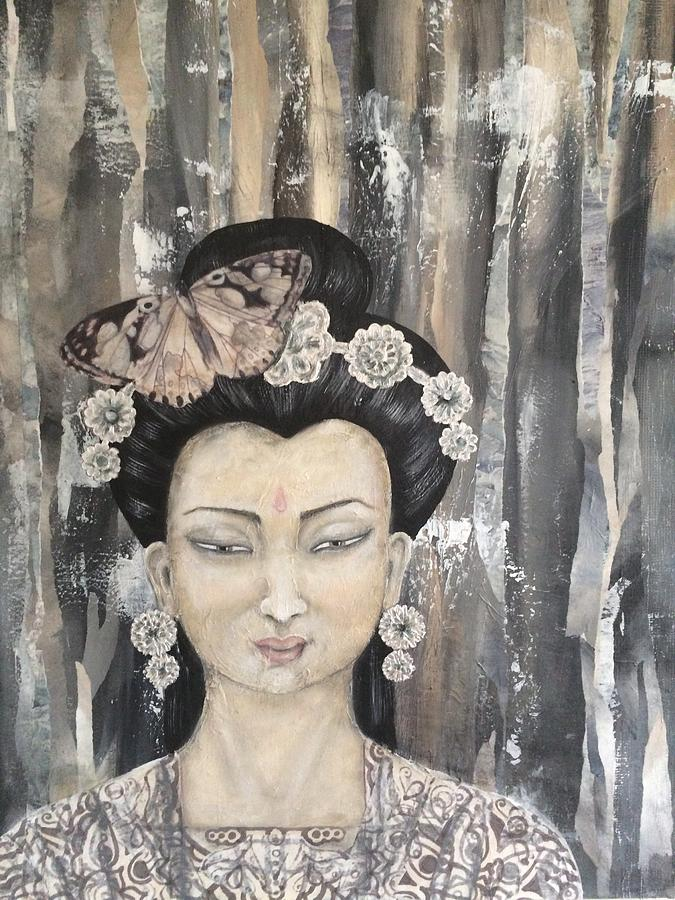 Kwan Yin by Suzan  Sommers