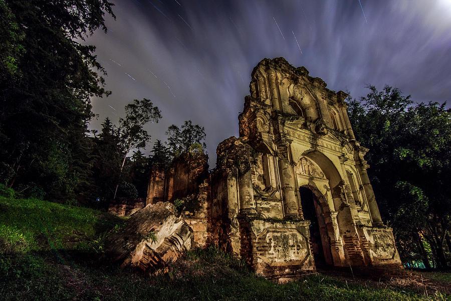Temple Photograph - La Ermita by Christian Santizo