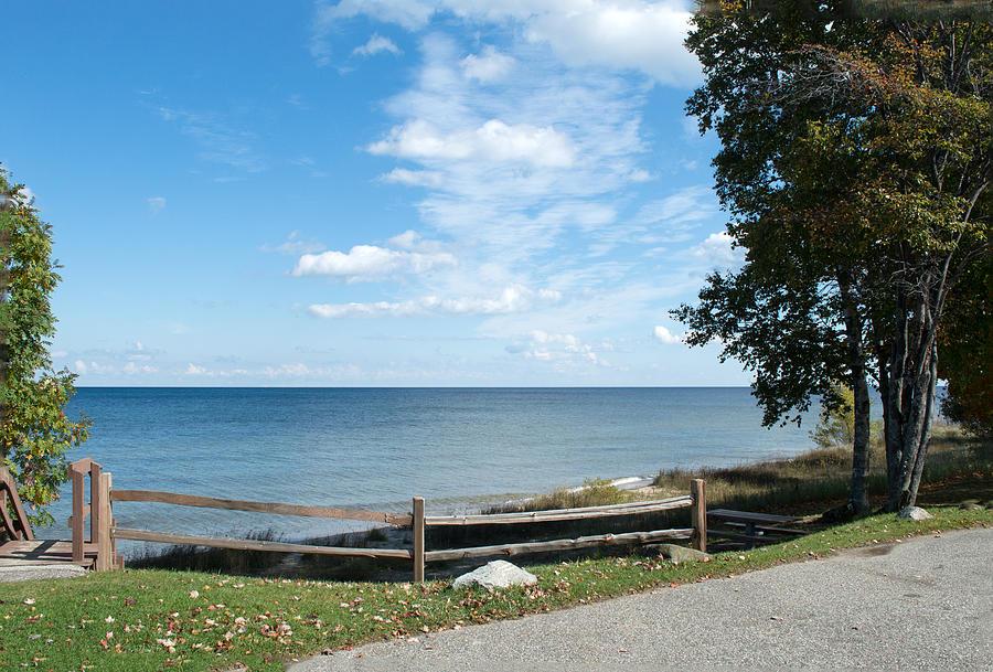 Lake Huron Photograph