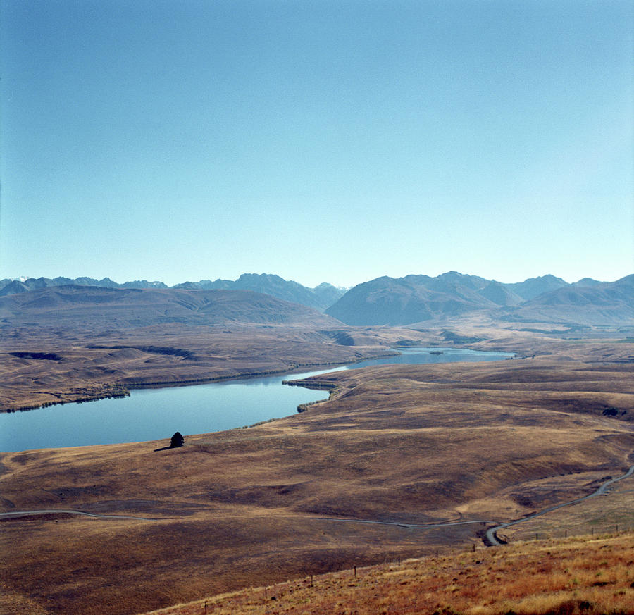 Lake Tekapo Photograph by Photo By Stas Kulesh