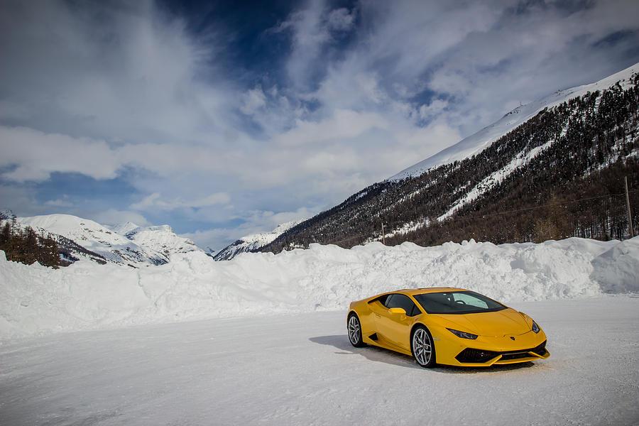 Attirant Lamborghini Photograph   Lamborghini Huracan By Giulio Tarquinio