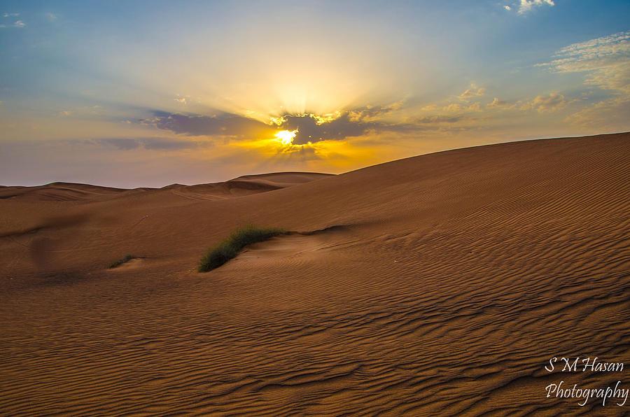 Landscape Photograph by S M  Hasan