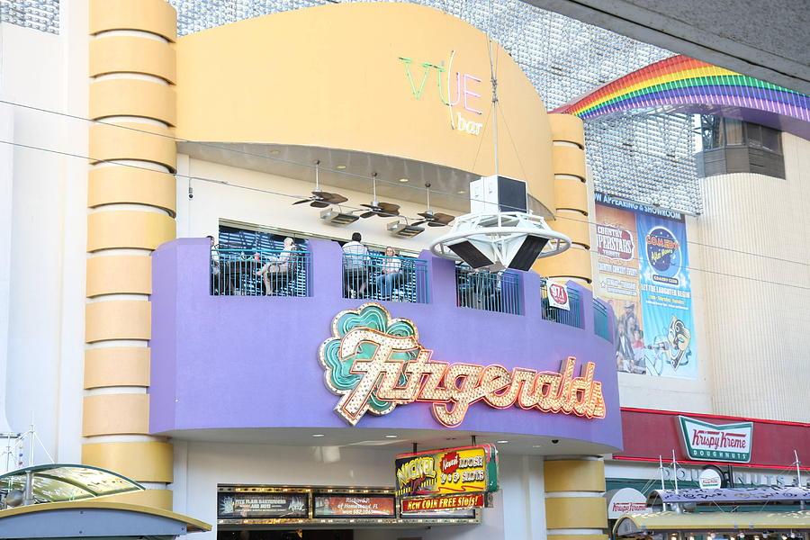 Las Photograph - Las Vegas - Fremont Street Experience - 12122 by DC Photographer