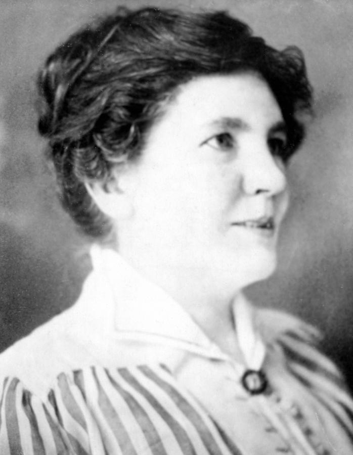 1917 Photograph - Laura Ingalls Wilder (1867-1957) by Granger
