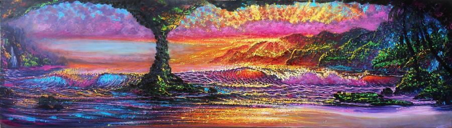 Lava Tube Fantasy by Joseph   Ruff