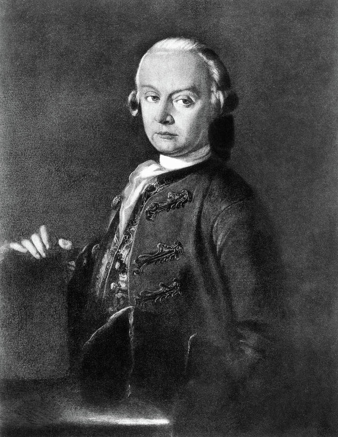 Leopold Mozart (1719-1787) by Granger