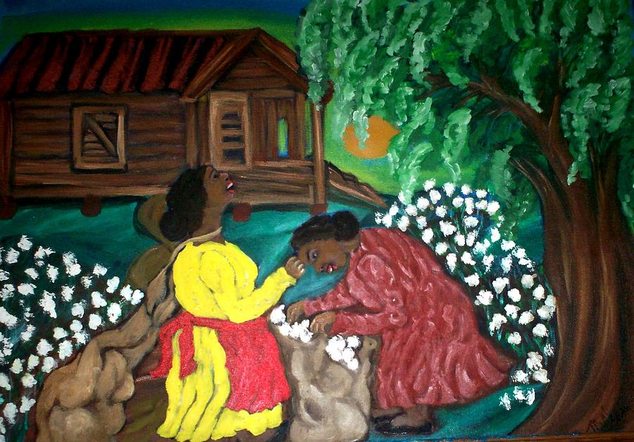 Lets Go Home Painting by Mildred Chatman