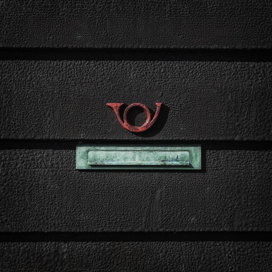 Letter Box Photograph - Letter Box by Joana Kruse