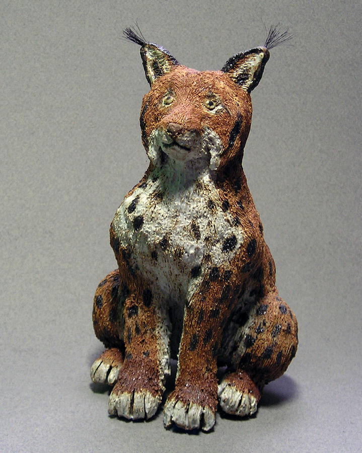 Linx Sculpture - Linx by Jeanette K