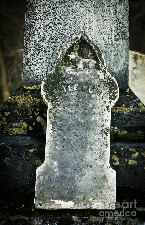 Death Photograph - Little Nell by Edward Fielding