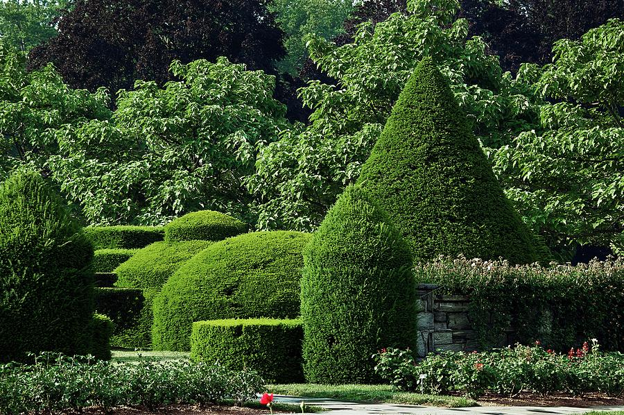 Nobody Photograph - Longwood Gardens by John Greim/science Photo Library