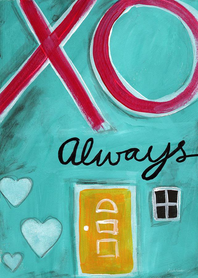 Love Always Painting