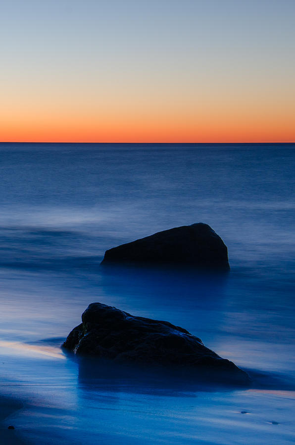 Beach Photograph - Lucy Vincent Dawn by Steve Myrick