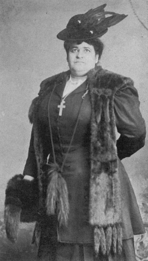 19th Century Photograph - Maggie L by Granger