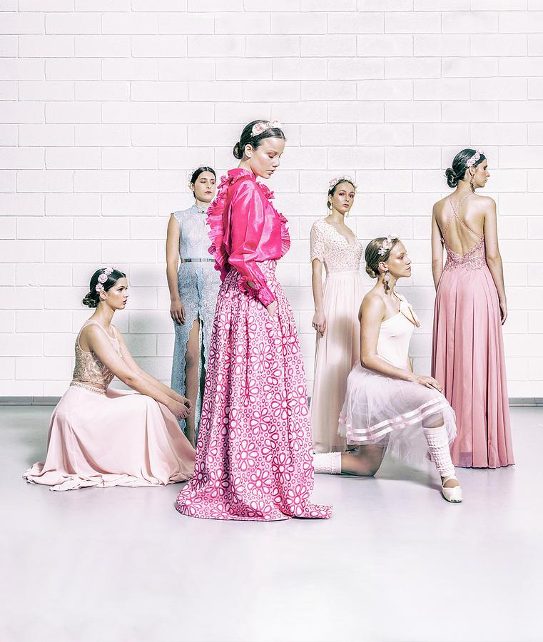 Fashion Photograph - Make Me A Wish by Hfmsantos