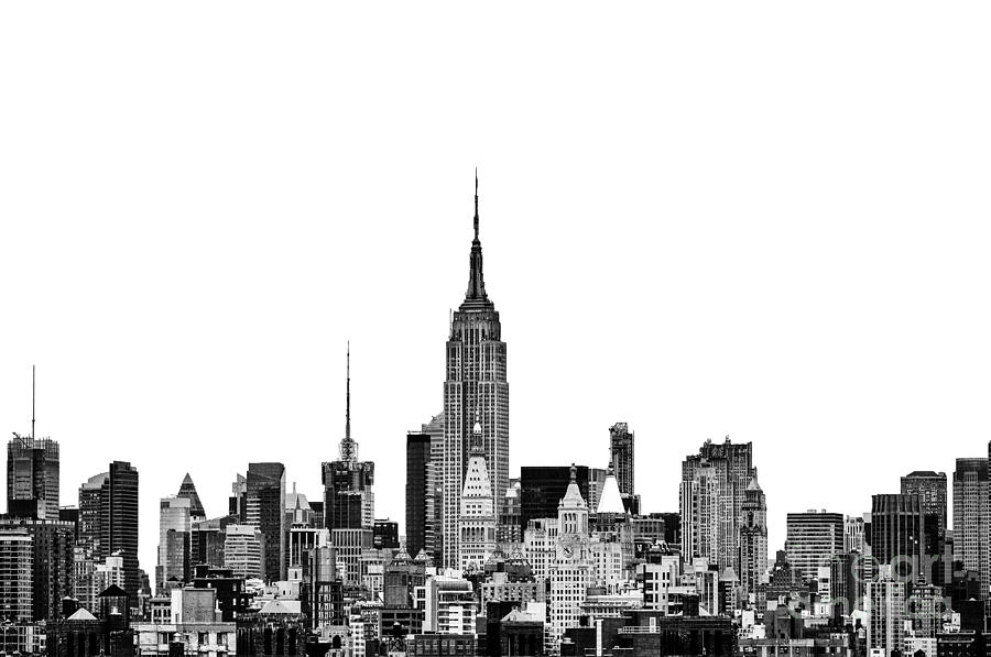 Manhattan Skyline is a photograph by John Farnan which was uploaded on ...