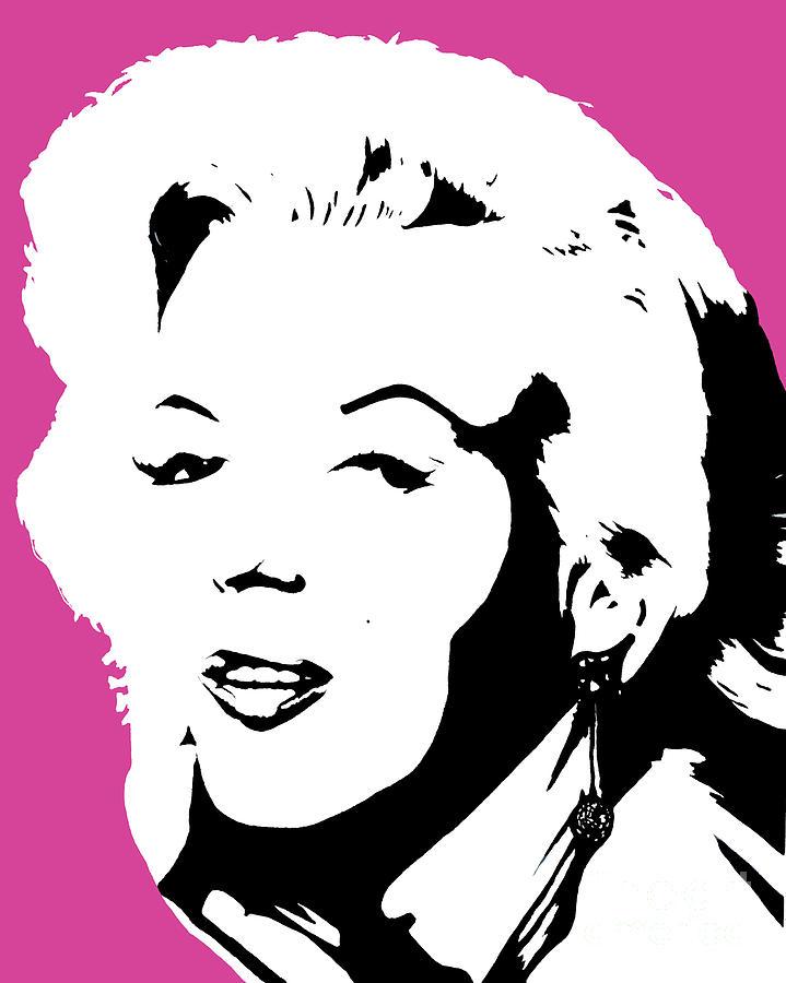 Marilyn Monroe Painting - Marilyn Monroe by Juan Molina