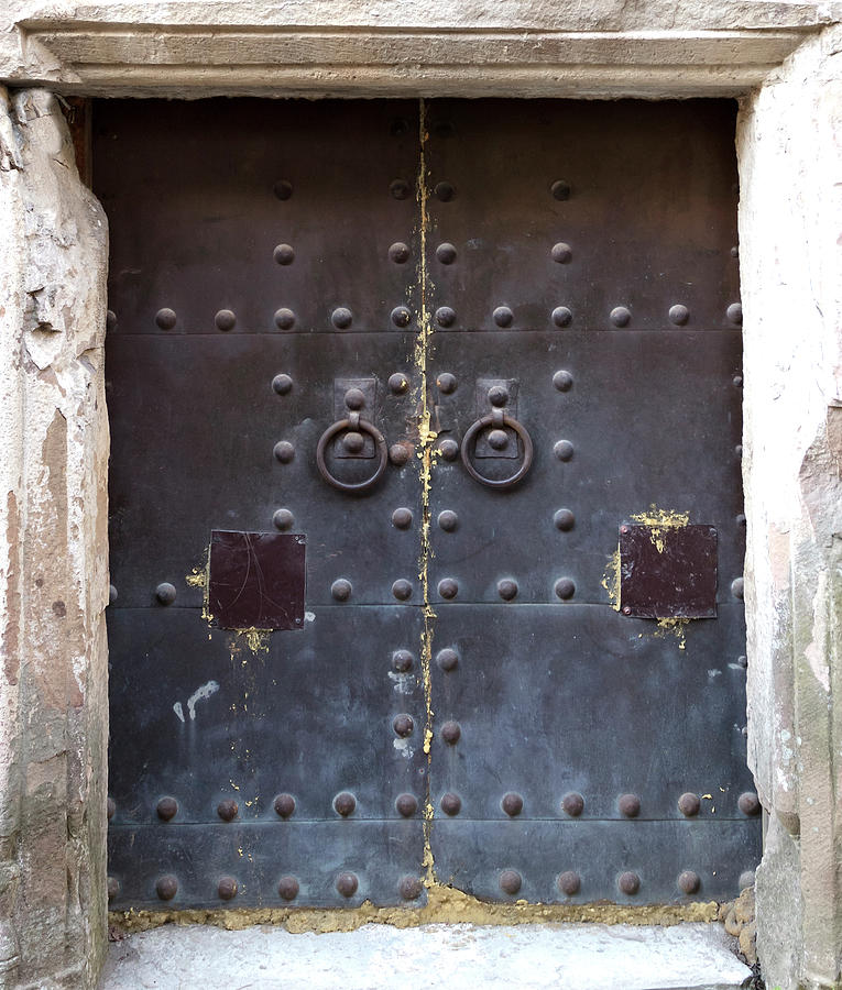Medieval Door Photograph by ????? ???????
