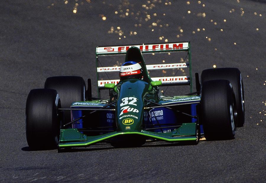 Michael Schumacher Photograph by Pascal Rondeau