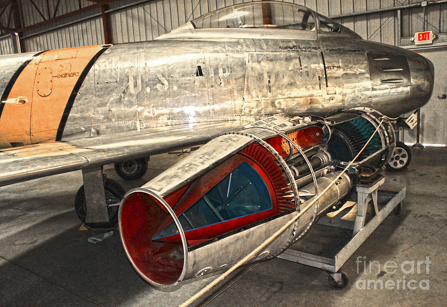 Mig Photograph - MIG by Gregory Dyer