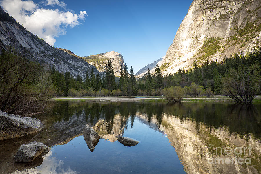 Mirror Lake Yosemite Photograph By Jane Rix