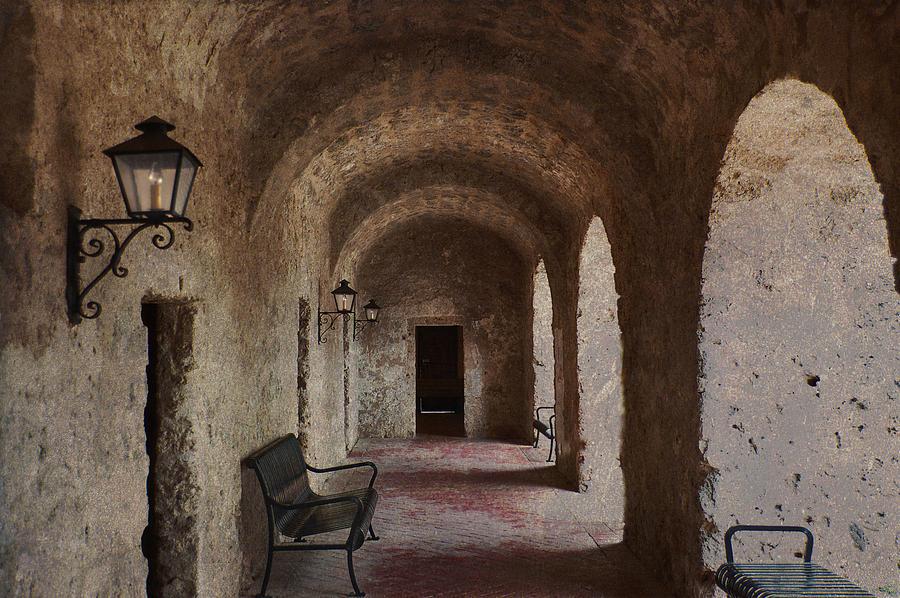 San Antonio Photograph - Missions Of  San Antonio by Cindy Rubin
