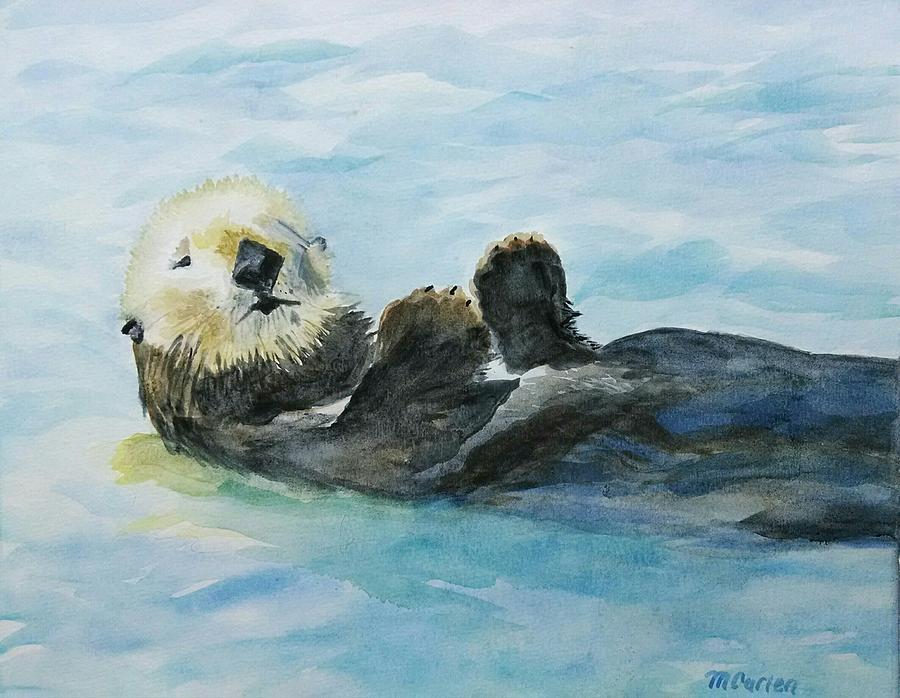 Monterey Otter by M Carlen