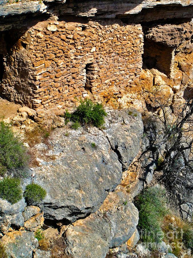 Montezumas Well Photograph - Montezumas Well by Gregory Dyer