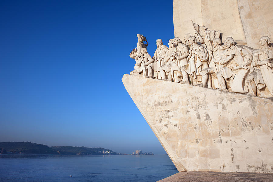 Lisbon Photograph - Monument To The Discoveries In Lisbon by Artur Bogacki