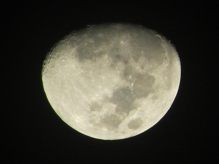 Moon Photograph - Moon  by Jason Denis