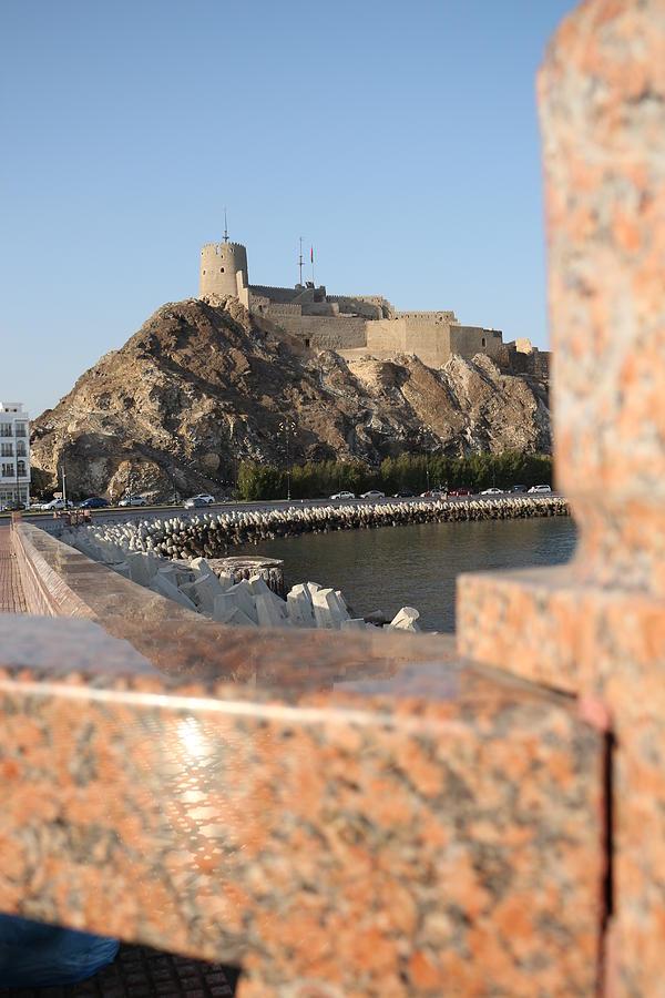 Mutrah Port Photograph by Ibrahim Albalushi