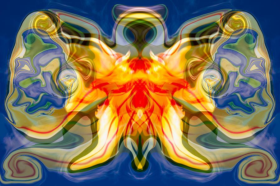 Washington Painting - My Angel by Omaste Witkowski