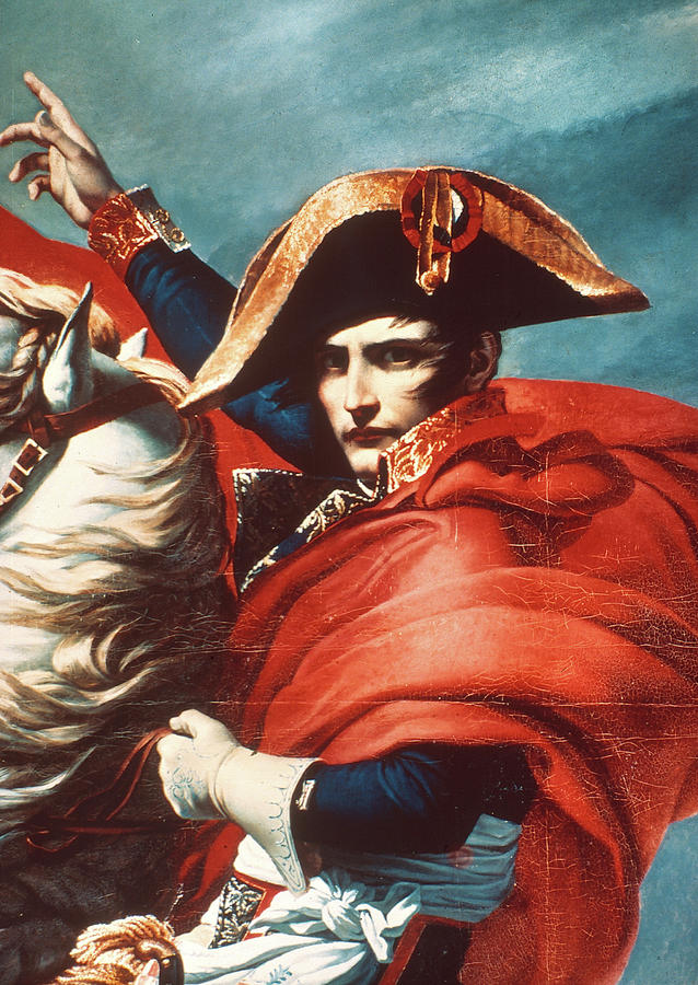 1800 Painting - Napoleon Bonaparte (1769-1821) by Granger