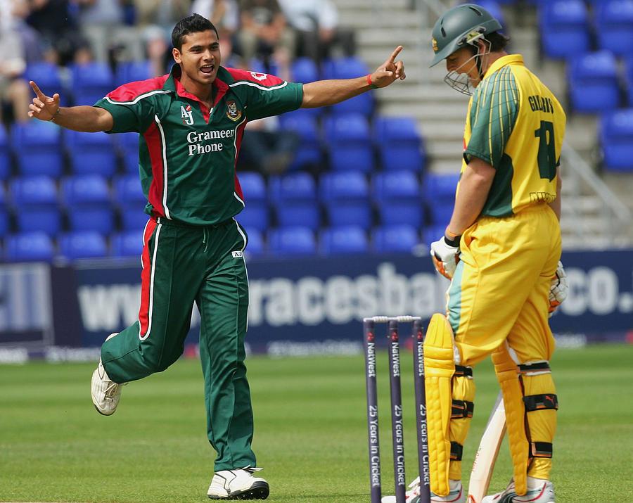 NatWest Series - Australia v Bangladesh Photograph by Hamish Blair